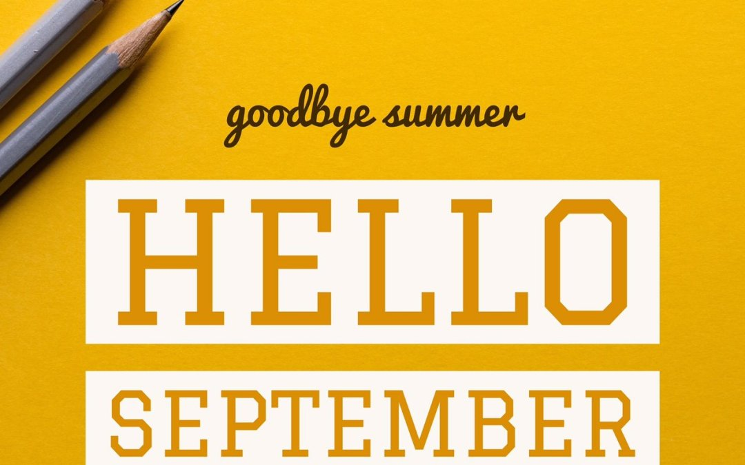 Realtors, Say Hello to September