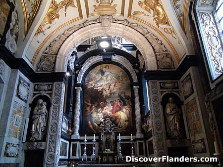 Image result for church in antwerp
