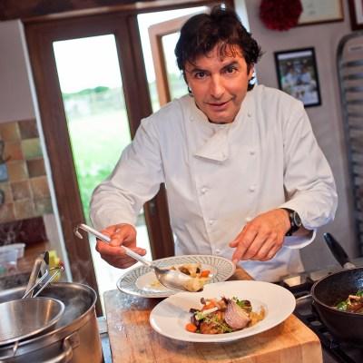 Michelin Star Chef Jean-Christophe Novelli
