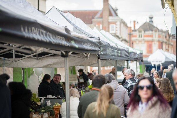 Discover Gainsborough's Farmers' and Craft Market