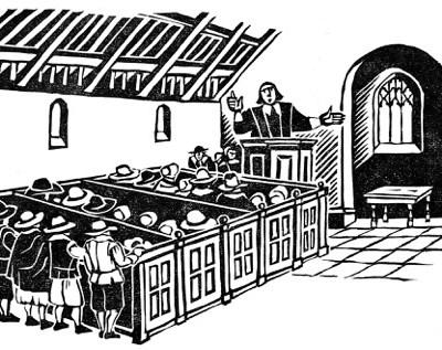 Pilgrim Roots preacher