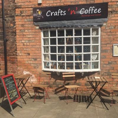 Crafts 'n' Coffee Gainsborough