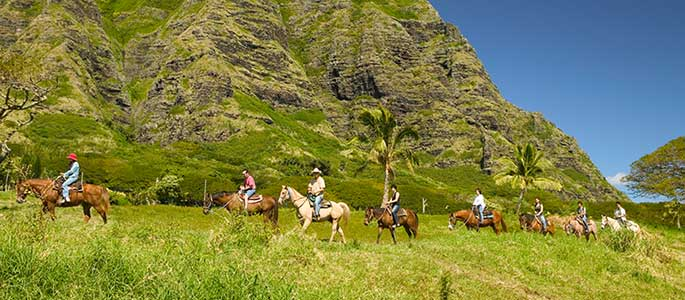 Visit Hollywood Film Locations at Kualoa Ranch