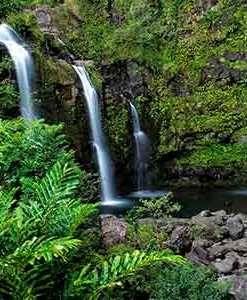 Discover Hidden Waterfalls