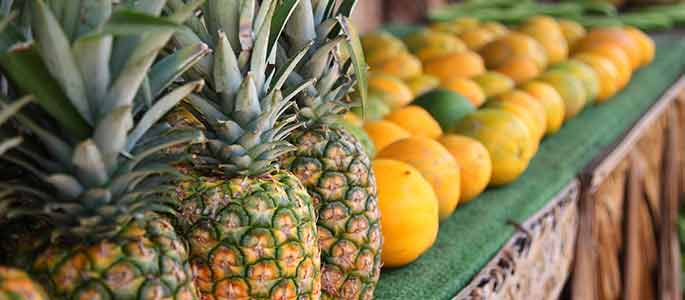 Try Fresh Local Fruits At The Aloha Stadium Swap Meet