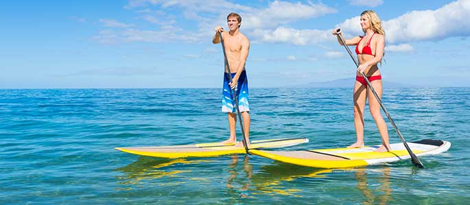 Oahu Stand-Up Paddle Surf Eco-Adventure Tour