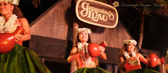 Hawaiian Music & Dancers