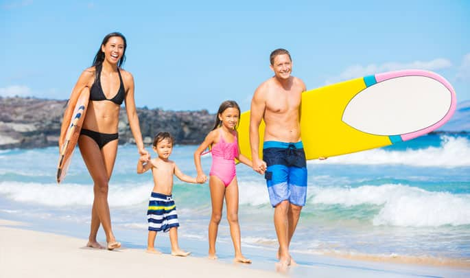 Hilton Waikoloa Village Family Package
