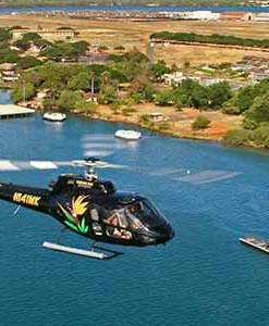 Enjoy An Unforgettable Helicopter Flight Over Pearl Harbor