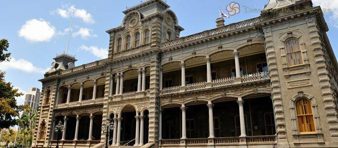Iolani Palace – United States Of America's Only Royal Palace