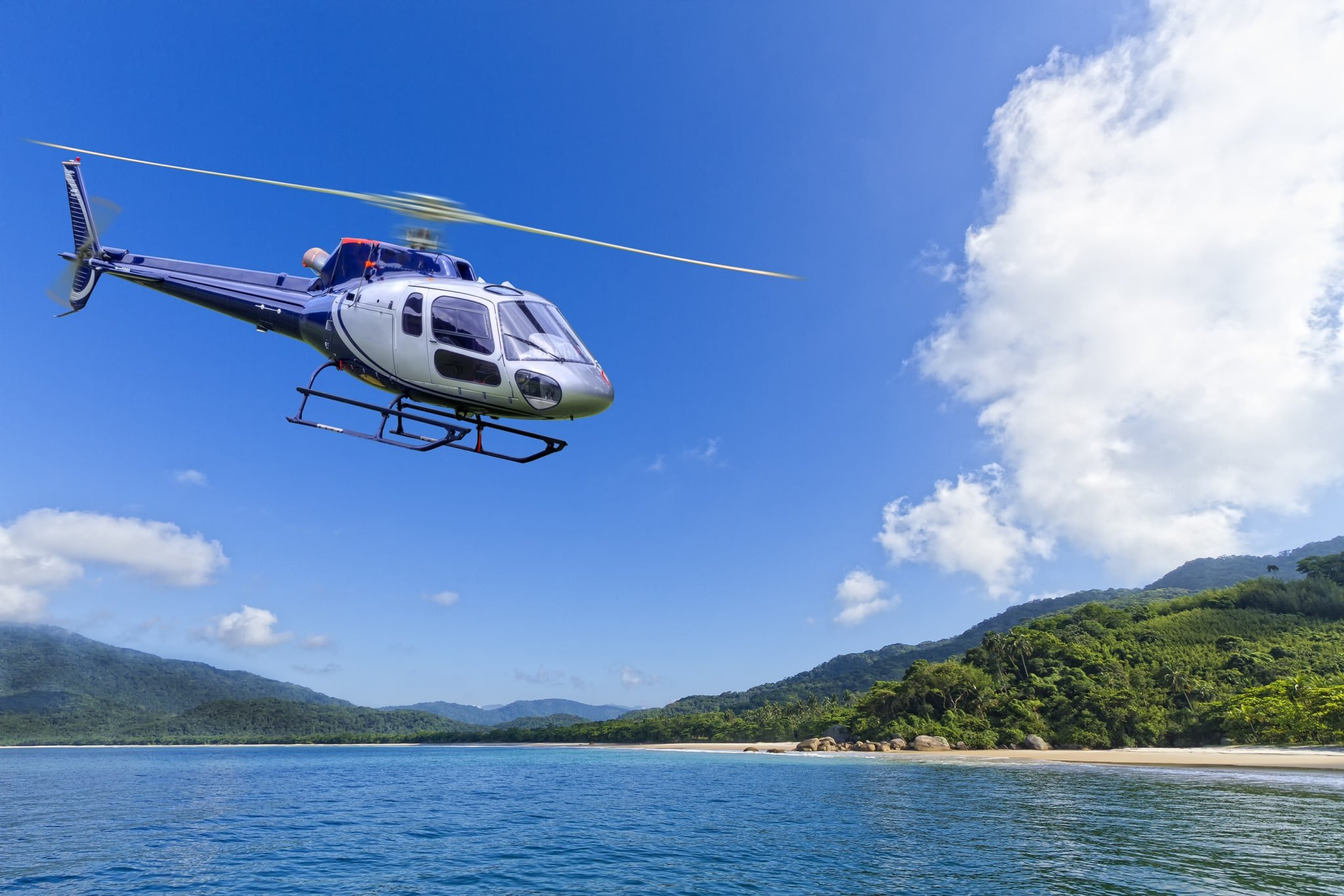 Big Island Spectacular Helicopter Tour Hana-Haleakala Helicopter Tour