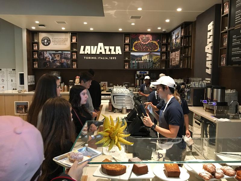 Lavazza Cafe - Eataly