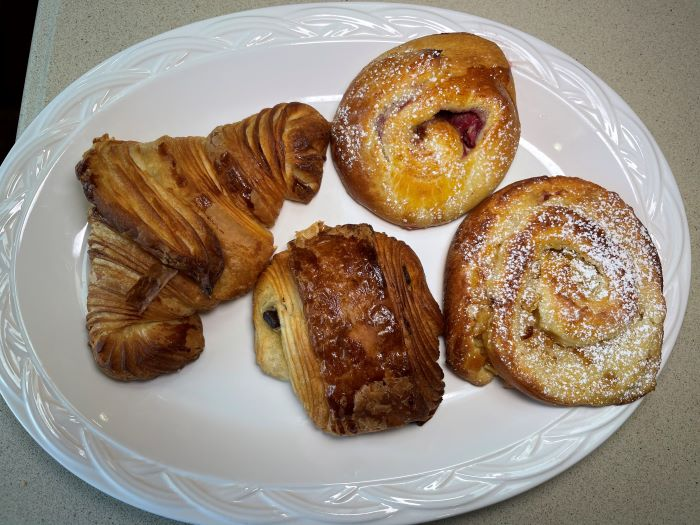 Small French Bakery - Pastries