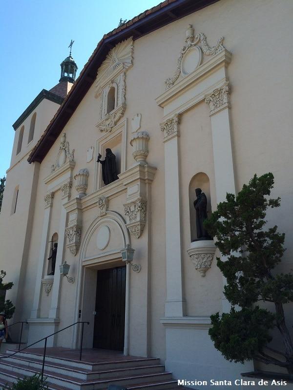 Mission Santa Clara de Asis web