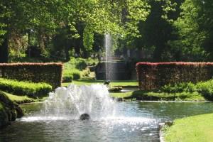 Annevoie Gardens Belgium