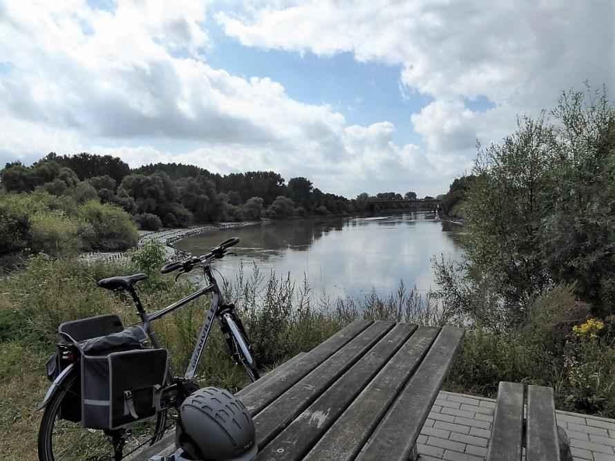 River Schelde, Belgium