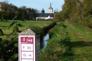 Four walks from Horst Castle