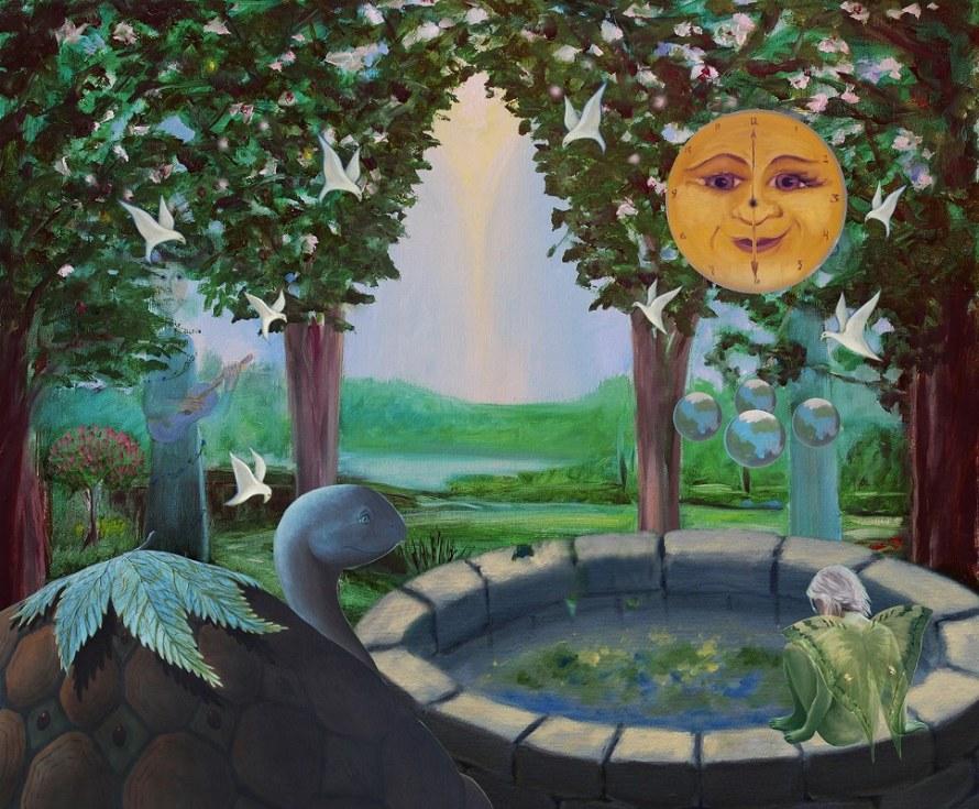 Plûme est une histoire tout droit sortie du Jardin Enchanté de Belgique