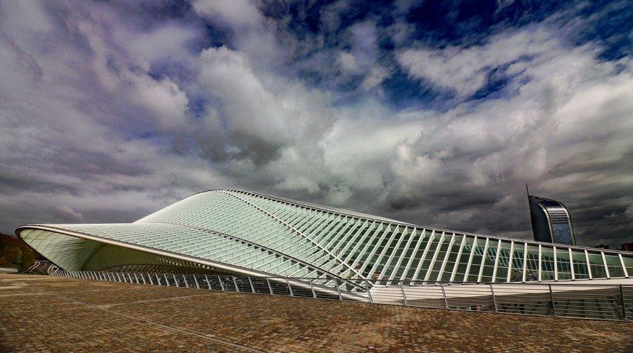 Liège est un endroit préféré de Derek Blyth