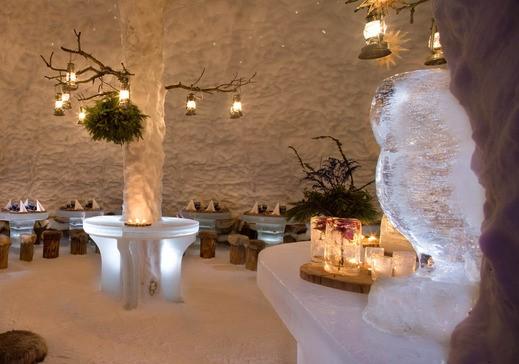 Snowland Restaurant Rovaniemi Discovering Finland