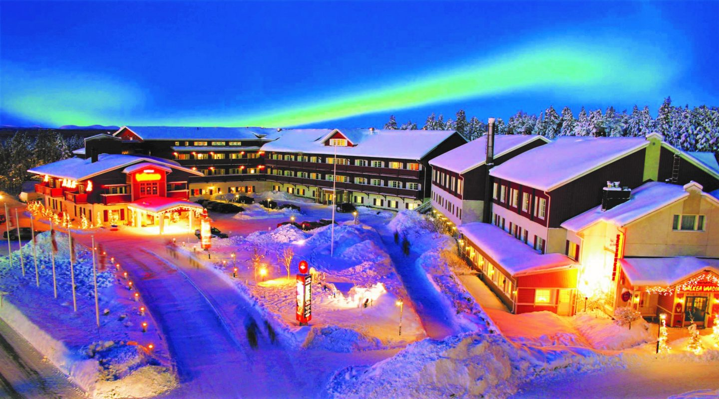 Lapland Holidays Northern Lights