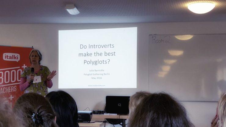 polyglot introvert