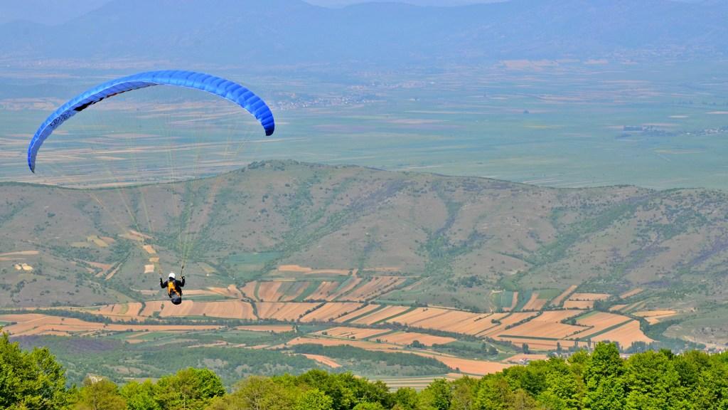 Krushevo paragliding