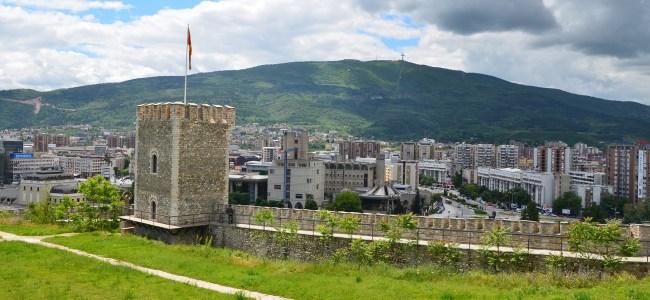 Visit Skopje fortress