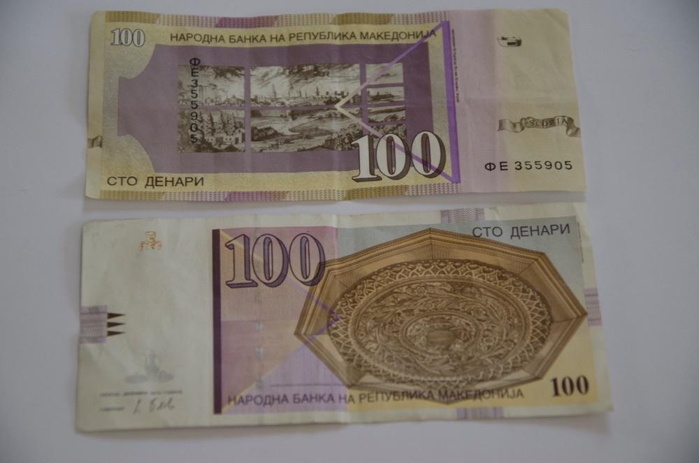 100 denars