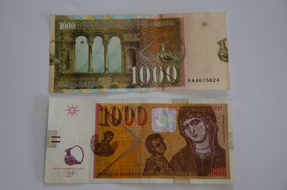 1000 denars
