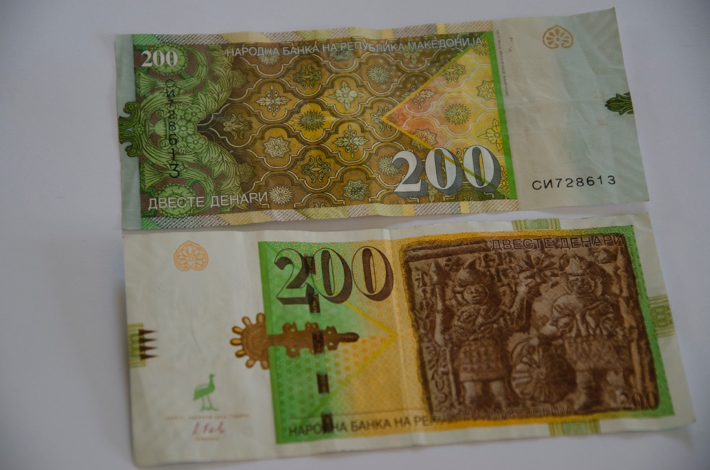 200 denars
