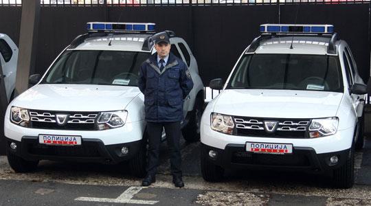 macedonian police
