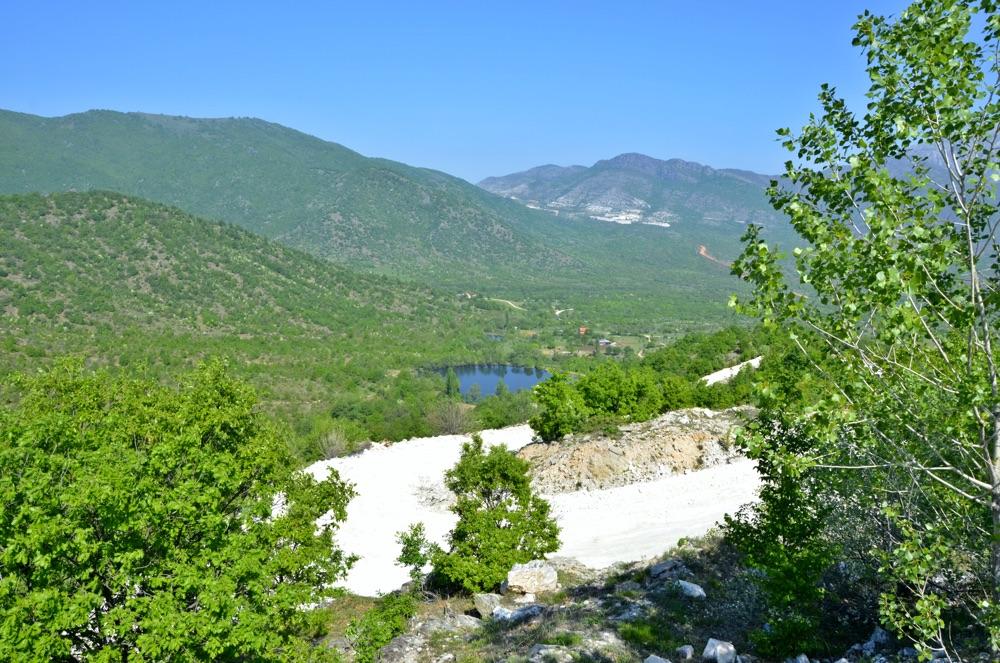 marble lake prilep