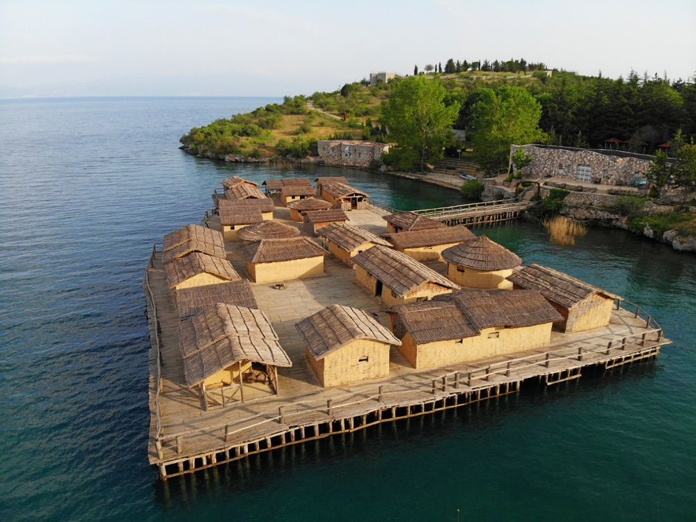 Bay Of Bones Ohrid