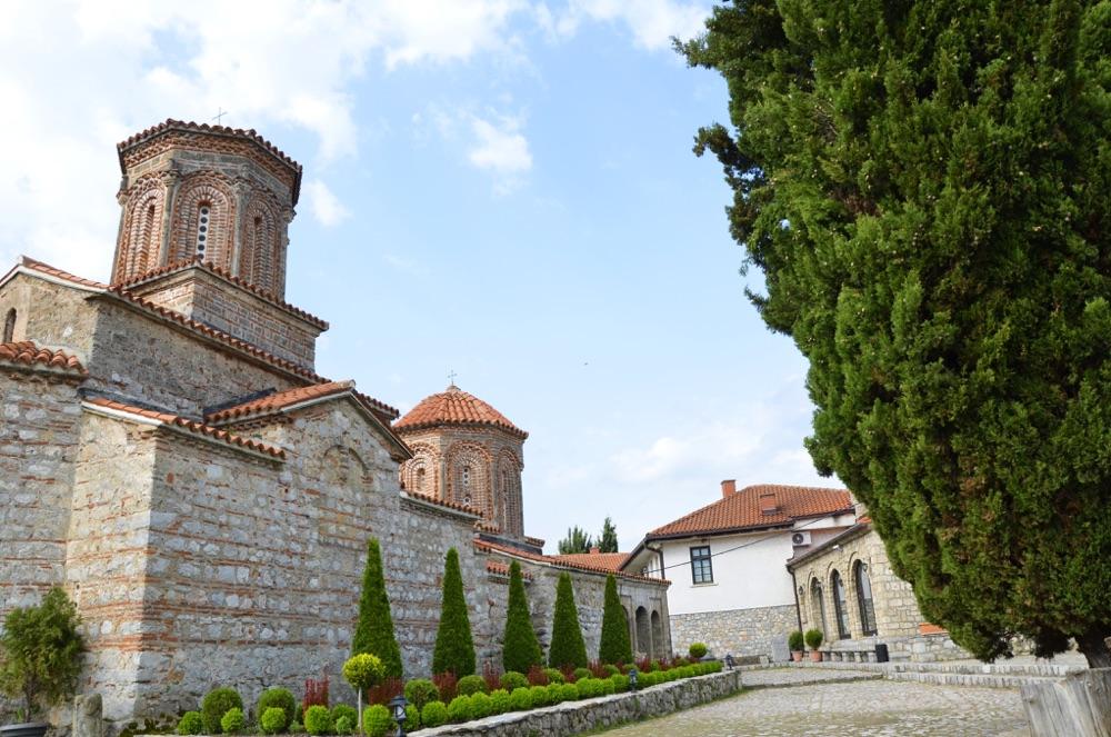 St Naum Monastery Ohrid
