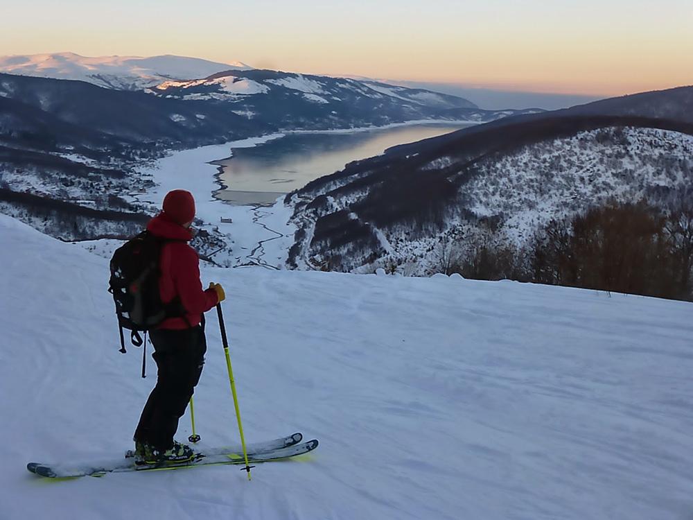 Mavrovo Winter Skiing Macedonia 5
