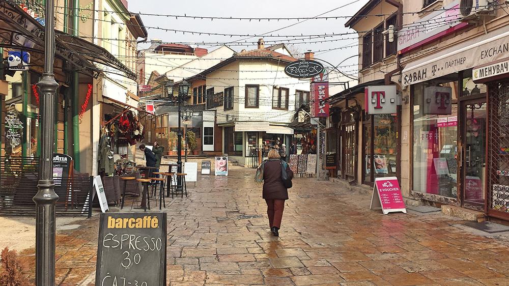 Skopje Old Bazar