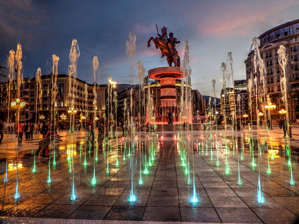 Skopje Shopping