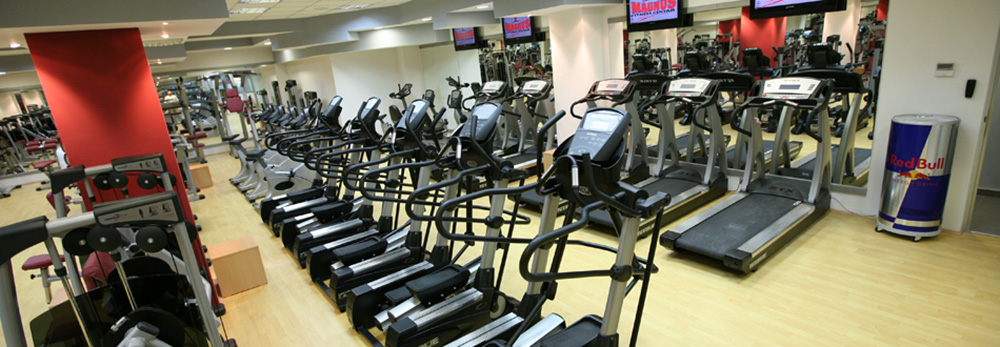 Best Gym In Skopje Magnus Fitness Center