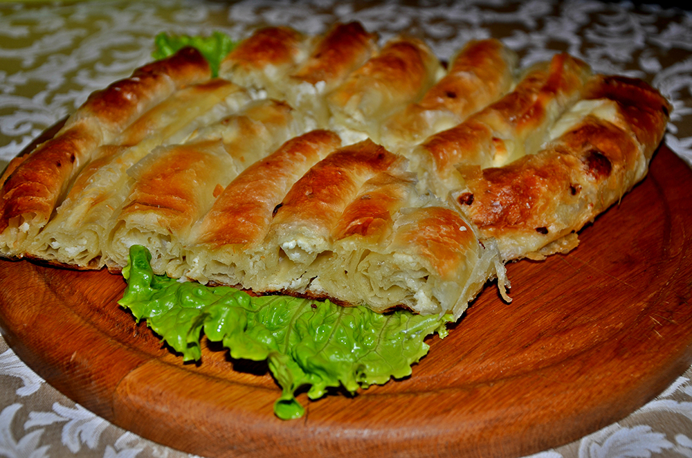 Macedonian Pie With Cheese