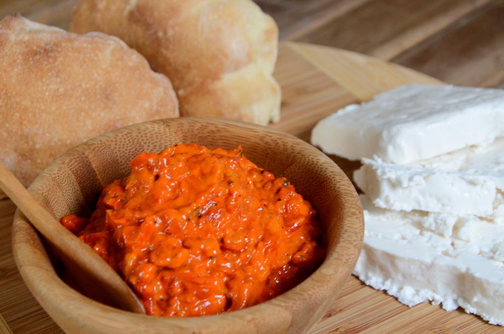Macedonian Ajvar Recipe