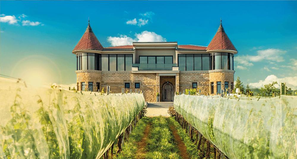Best restaurants in Skopje - Kamnik Restaurant Winery