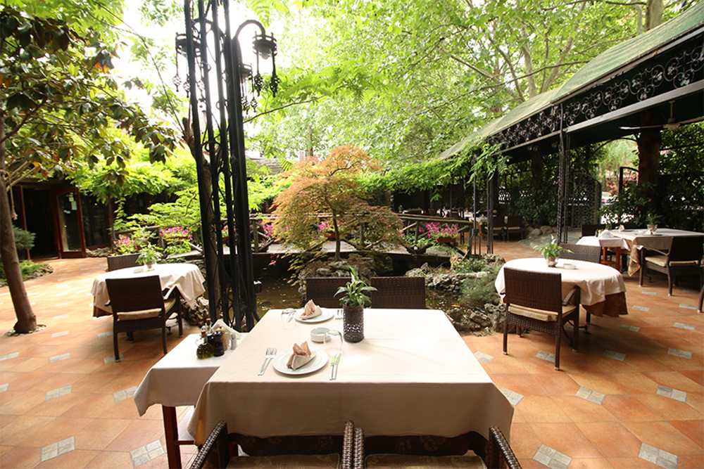 Best restaurants in Skopje - Vodenica Mulino