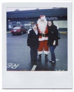 My Photos with Santa