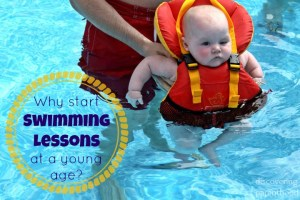 Why put your kids in swimming lessons?