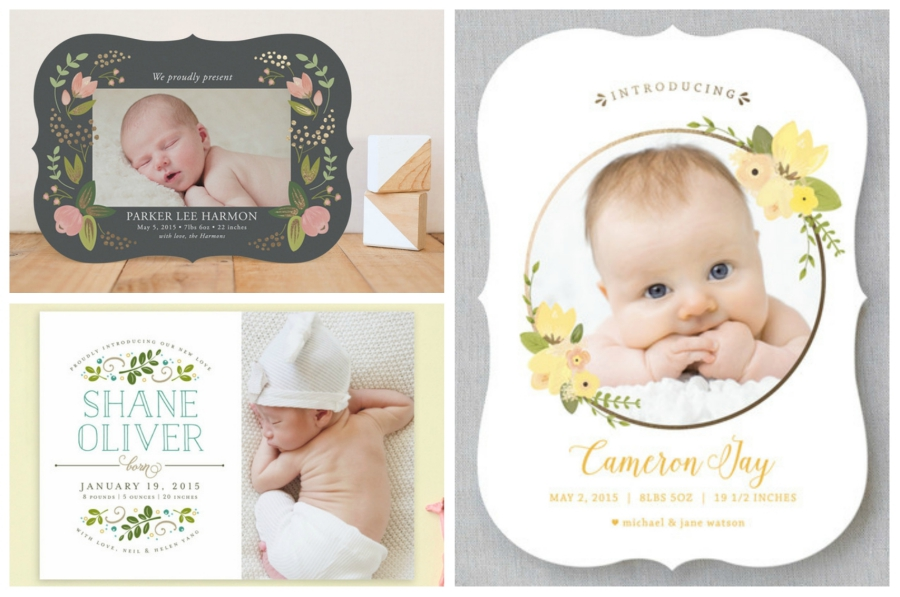 minted_birth_announcements