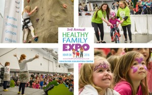 Healthy Family Expo 2016 {Giveaway: Enter to Win $1000 Prize Pack}