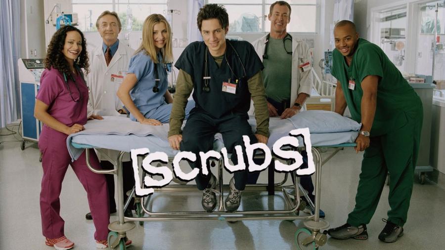 Scrubs - 9131934
