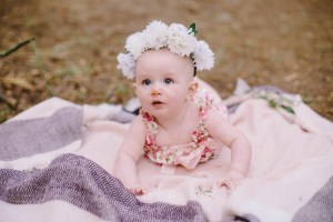 Addie at 6 Months: Sometimes You Just Need Sweet Photos