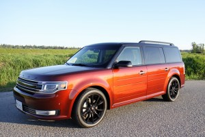 To Summerland and Back Again: Ford Flex